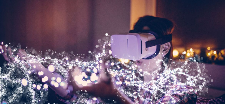 Virtual reality lights